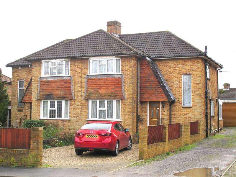 3 Bedrooms Semi Detached House for sale in Highlands Road, Fareham, Hants, PO15