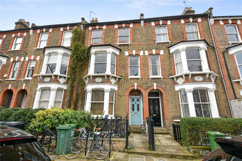 2 Bedrooms Flat for sale in Burghley Road, London, NW5