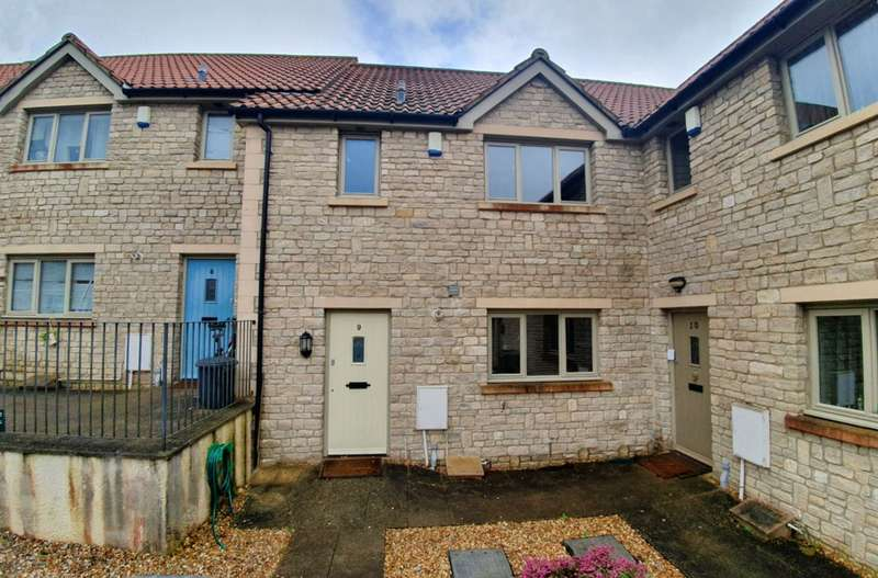 3 Bedrooms Terraced House for sale in Bradley Green, Wotton-under-Edge, GL12