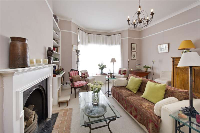 1 Bedroom Flat for sale in Boscombe Road, Shepherd's Bush W12