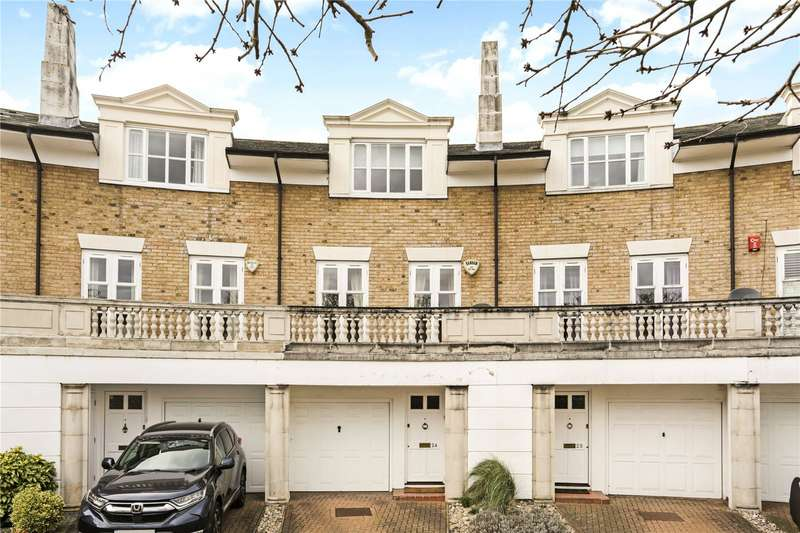 4 Bedrooms House for sale in Huntingdon Gardens, London, W4