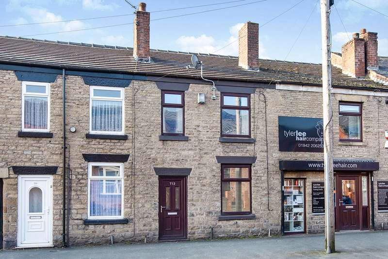 2 Bedrooms House for sale in Ormskirk Road, Pemberton, Wigan, Lancashire, WN5
