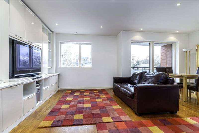 2 Bedrooms Flat for sale in The Pad, Highbury Islington, London
