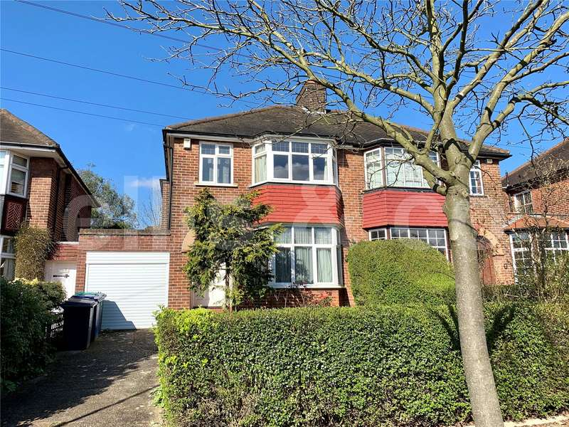 3 Bedrooms Property for sale in Glenmere Avenue, Mill Hill, London