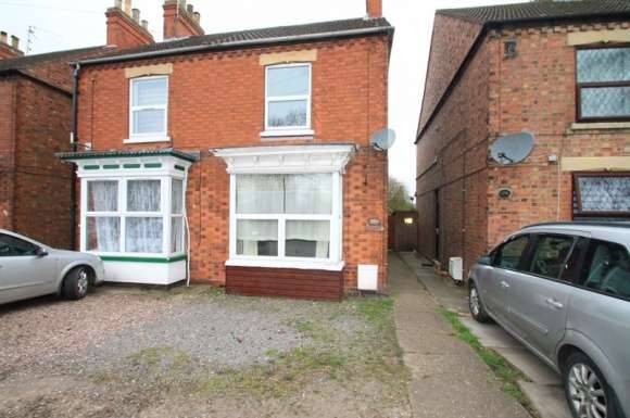3 Bedrooms Semi Detached House for sale in Park Road, Spalding