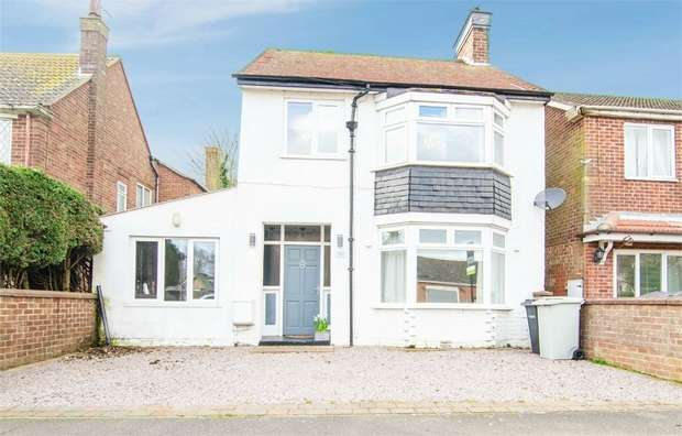3 Bedrooms Detached House for sale in The Drive, Skegness, Lincolnshire