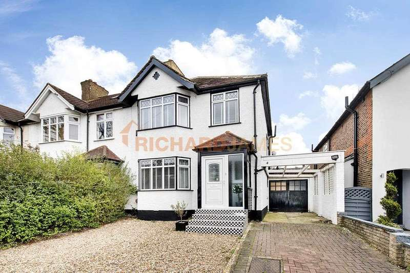 3 Bedrooms Semi Detached House for sale in Marion Road, London