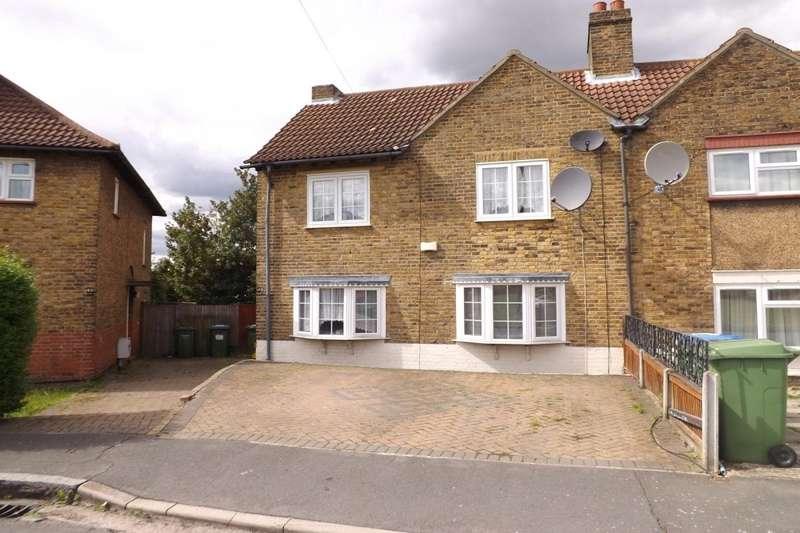 3 Bedrooms Semi Detached House for sale in Keynsham Gardens, London, SE9