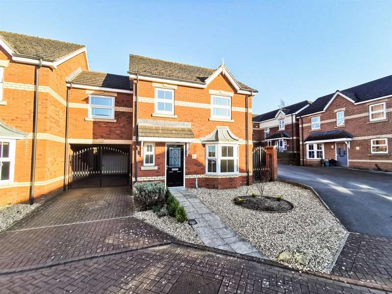 4 Bedrooms House for sale in Plough Drive, Market Rasen