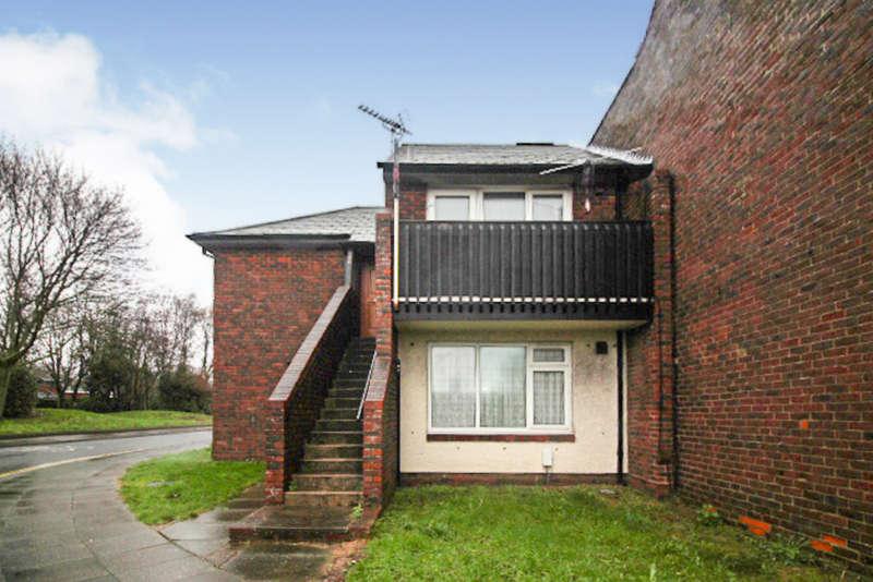 1 Bedroom Flat for sale in Lower Derby Road