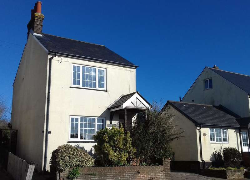 3 Bedrooms Detached House for sale in Luton Road, Offley, Hitchin, SG5