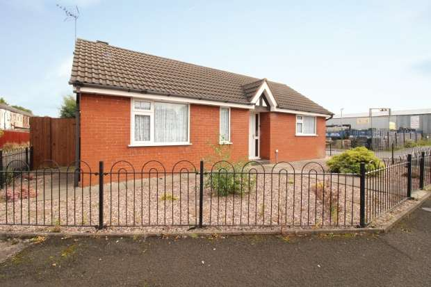 2 Bedrooms Detached Bungalow for sale in Almond Street, Bolton, Greater Manchester, BL4 7BZ