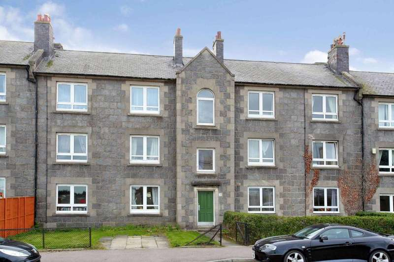 2 Bedrooms Flat for sale in Seaton Place East, Aberdeen, Aberdeenshire, AB24 1XJ
