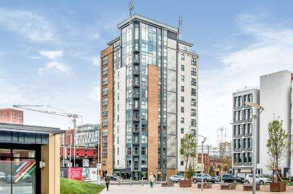 1 Bedroom Flat for sale in New Bailey Street, Salford, Manchester, Greater Manchester