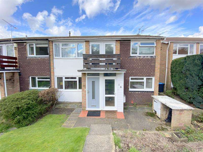 3 Bedrooms Ground Maisonette Flat for sale in Hillhouse Close, Winchmore Hill