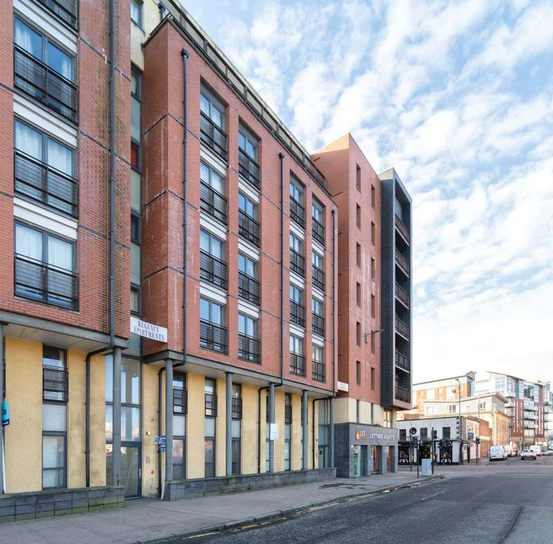 2 Bedrooms Apartment Flat for sale in Howard Street, Glasgow