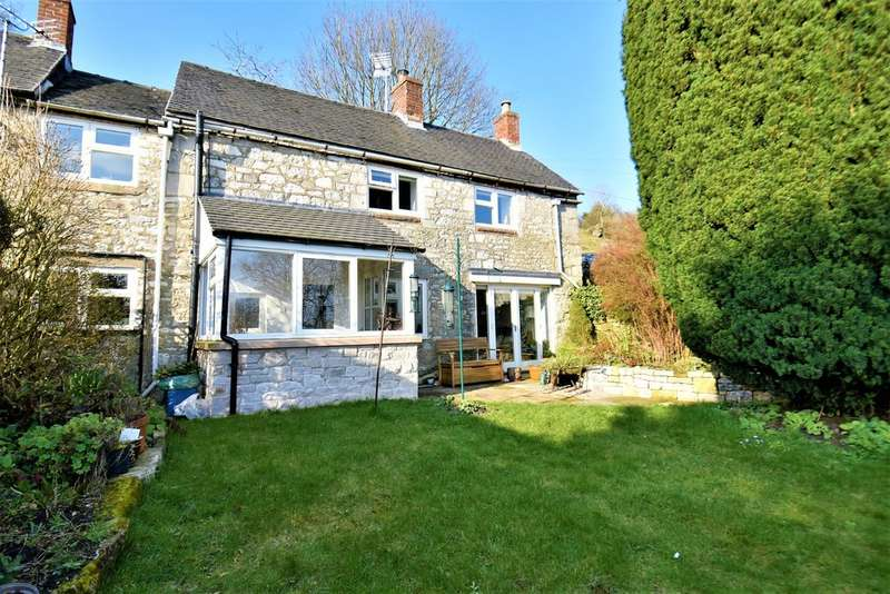 4 Bedrooms Semi Detached House for sale in Hillside Lane, Brassington