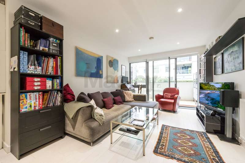3 Bedrooms Property for sale in Kerensky House, Upper North Street, London