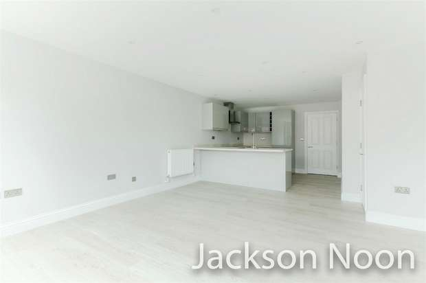 2 Bedrooms Flat for sale in High Street, Ewell Village