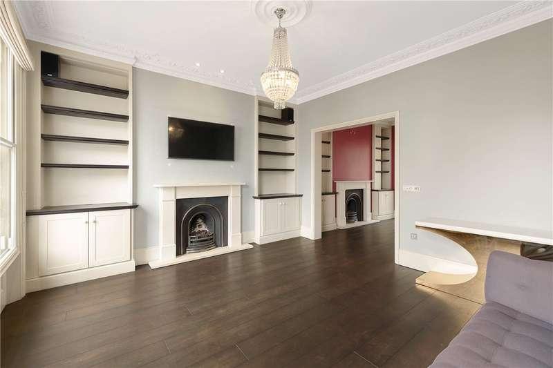 3 Bedrooms Maisonette Flat for sale in Kensington Church Street, London, W8