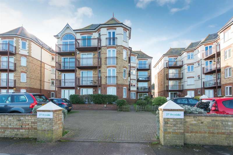2 Bedrooms Penthouse Flat for sale in Ivyside, 27 Sea Road, Westgate-On-Sea