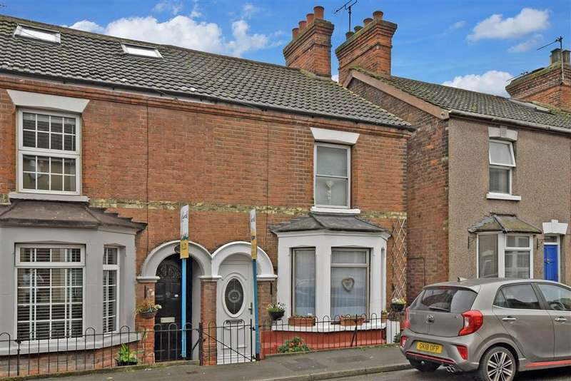 3 Bedrooms End Of Terrace House for sale in Malling Road, , Snodland, Kent