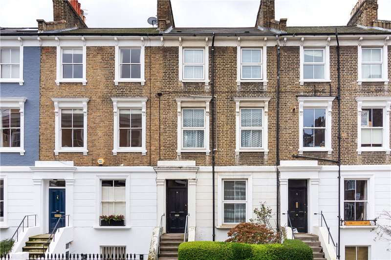 5 Bedrooms Terraced House for sale in St. Michael's Road, London, SW9