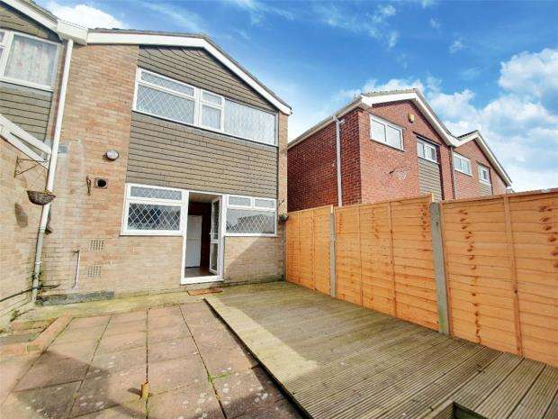 2 Bedrooms End Of Terrace House for sale in Moat Walk, Gosport, Hampshire