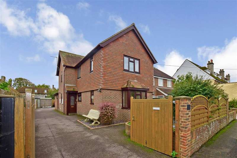 3 Bedrooms Detached House for sale in St. Johns Road, , New Romney, Kent
