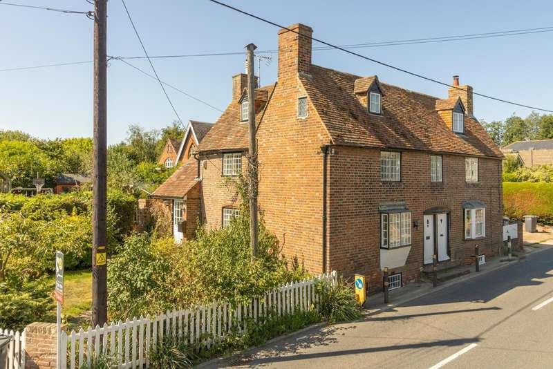 4 Bedrooms Semi Detached House for sale in High Street, Littlebourne, CT3