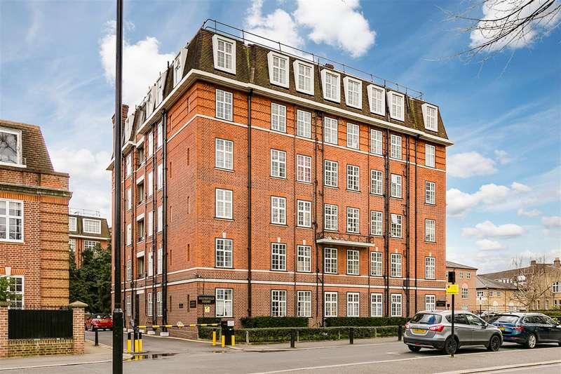 2 Bedrooms Flat for sale in Heathfield Court, London, W4