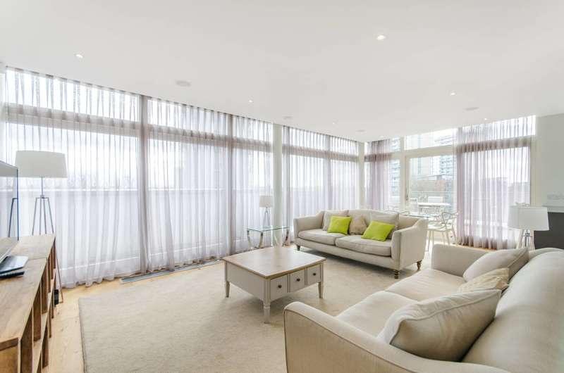 3 Bedrooms Flat for sale in Amberley Road, Little Venice, W9