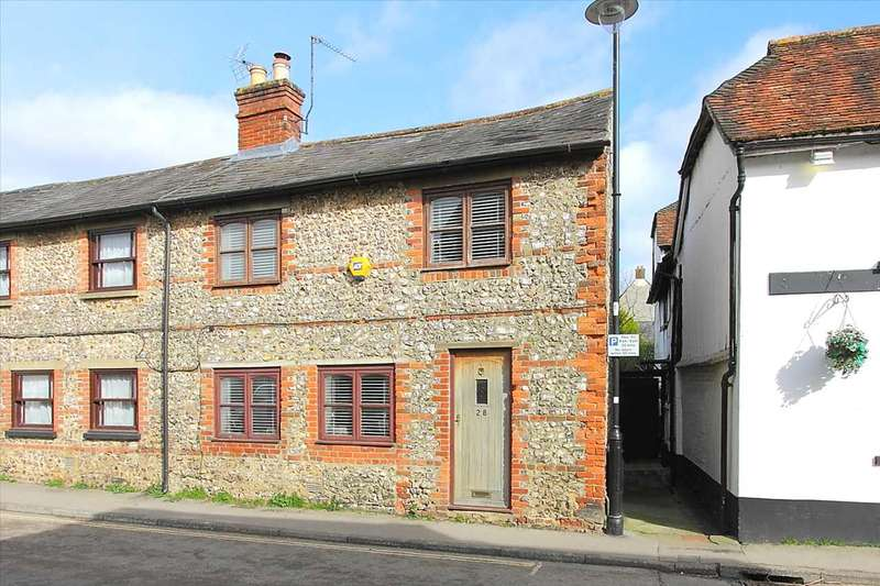 2 Bedrooms End Of Terrace House for sale in Bell Street, Whitchurch
