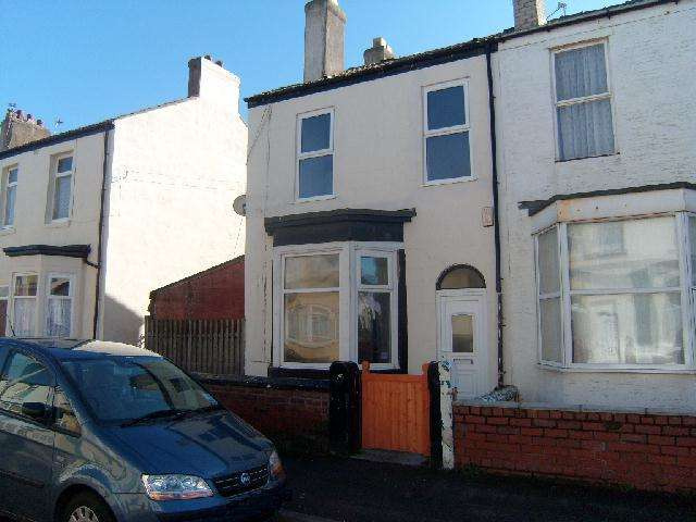 3 Bedrooms Terraced House for sale in Haig Road, Blackpool, FY1 6BZ