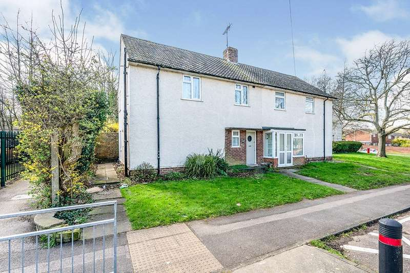 3 Bedrooms Semi Detached House for sale in Allington Road, Gillingham, Kent, ME8