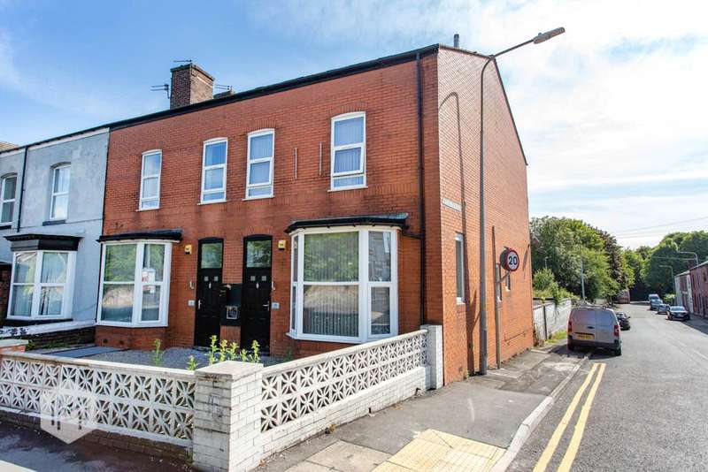 8 Bedrooms End Of Terrace House for sale in Bolton Road, Farnworth, Bolton, Lancashire, BL4