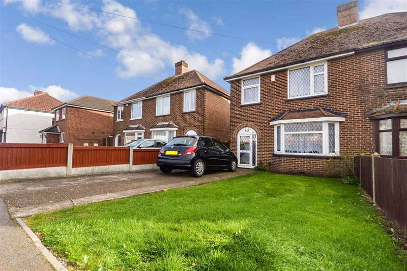 3 Bedrooms House for sale in Manston Road, Ramsgate, Kent