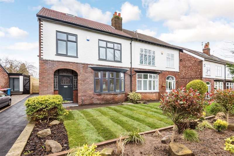 5 Bedrooms Semi Detached House for sale in Claremont Road, Salford, M6 8PA