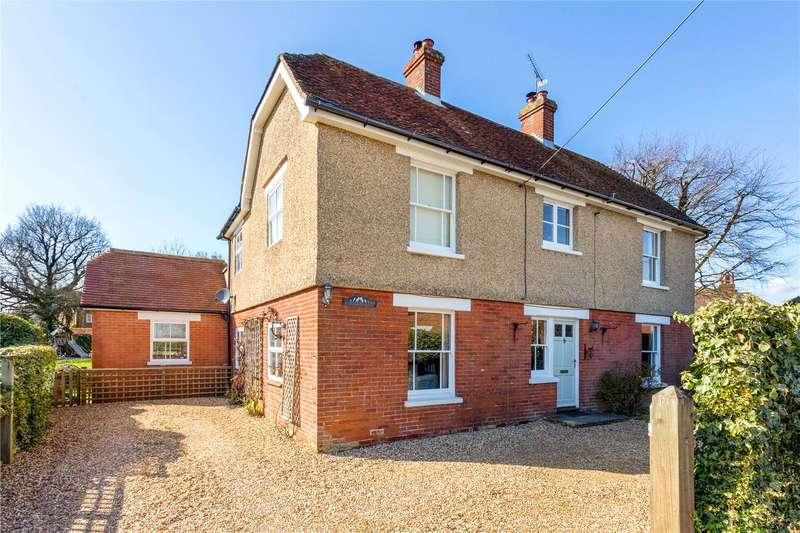 4 Bedrooms Detached House for sale in Middleton, Winterslow, Salisbury, Wiltshire, SP5
