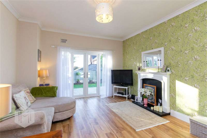 3 Bedrooms Detached Bungalow for sale in Rydal Road, Heaton, Greater Manchester, BL1
