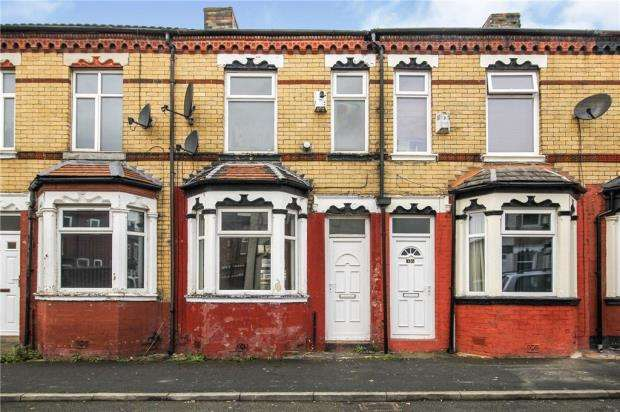 2 Bedrooms Terraced House for sale in Stovell Road, Moston, Manchester