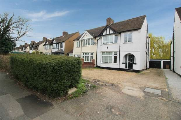 5 Bedrooms Semi Detached House for sale in Whitehall Road, London