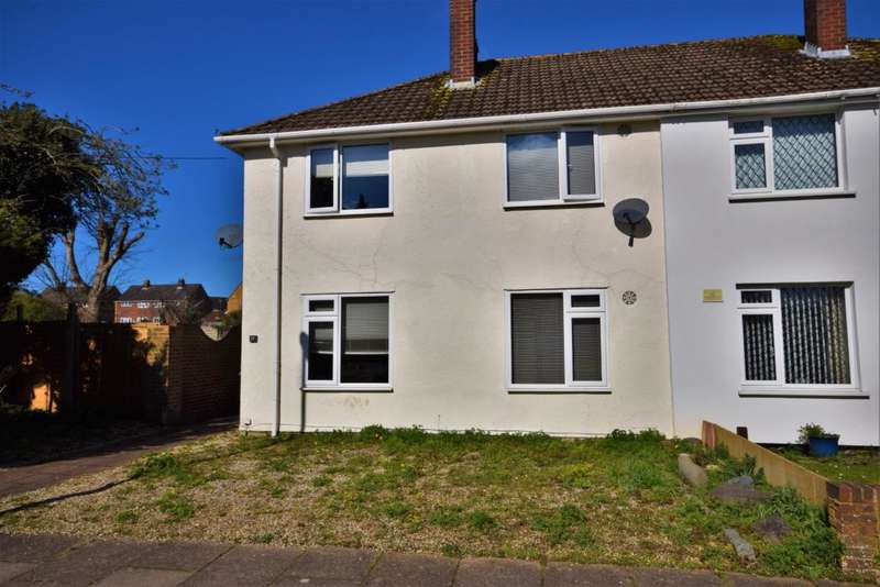 3 Bedrooms Semi Detached House for sale in Wavell Close, Basingstoke, RG22