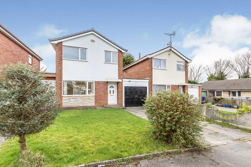 3 Bedrooms Detached House for sale in School Field, Bamber Bridge, Preston, Lancashire, PR5