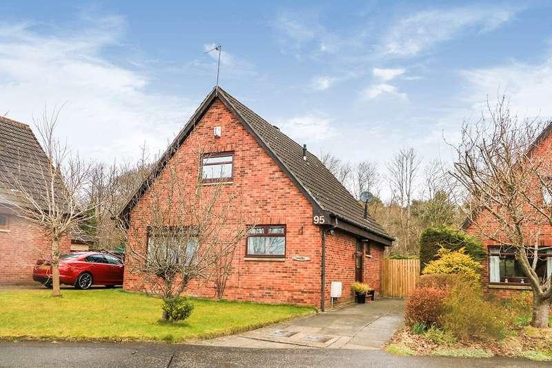 4 Bedrooms Detached House for sale in Kirkfield East, Livingston Village, EH54