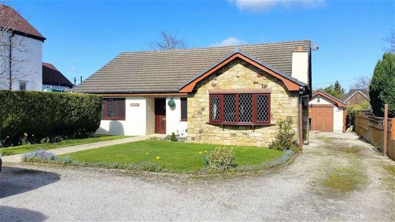4 Bedrooms Detached Bungalow for sale in Gorsedd, Flinshire, CH8