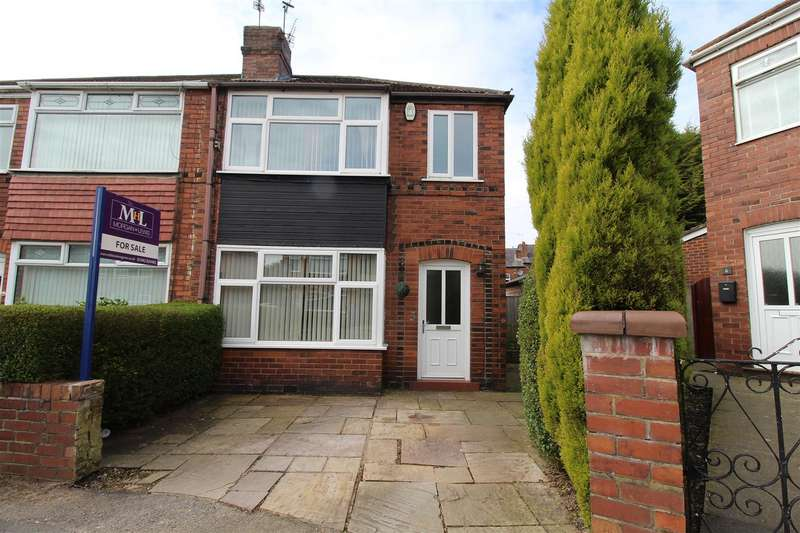 3 Bedrooms Semi Detached House for sale in Sawley Avenue, Beech Hill, Wigan