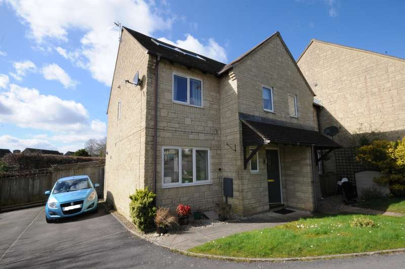 4 Bedrooms End Of Terrace House for sale in Hawk Close, Chalford, Stroud, GL6 8FL