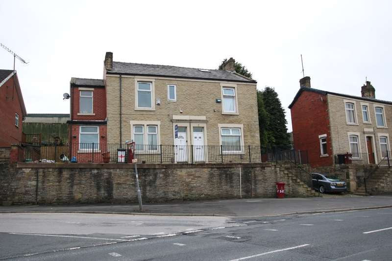 3 Bedrooms Semi Detached House for sale in Acrrington Road, Intack, Blackburn