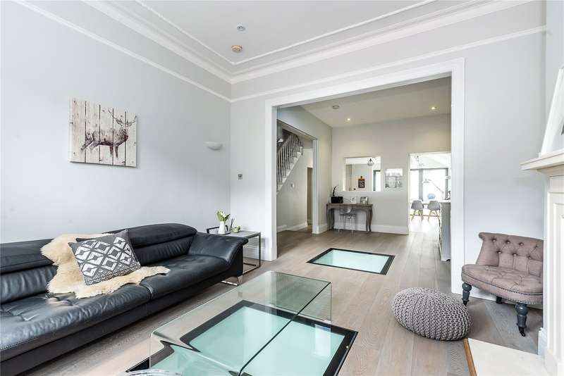 6 Bedrooms Terraced House for sale in Manchuria Road, London, SW11